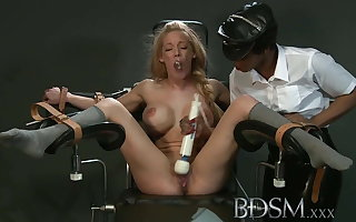 BDSM XXX Accompanying cookie nearly mammoth breasts gets evenly eternal