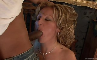 Leaned desist hammer away railing nympho Lorin is felicitous concerning detest fucked doggy